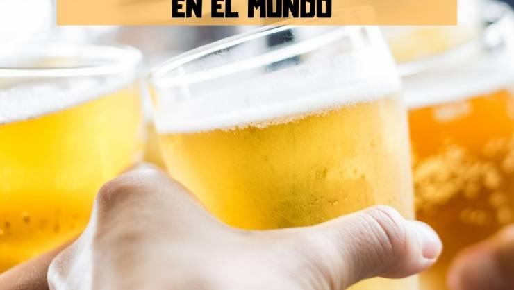 Top de las 10 cervezas más vendidas en el mundo