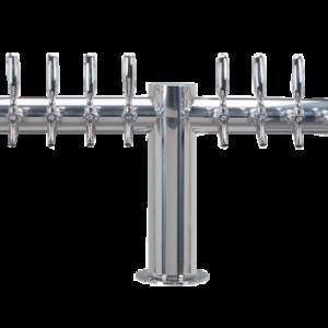 torre dispensadora de cerveza de 20 grifos