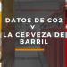 Datitos sobre el CO2 de la cerveza de barril